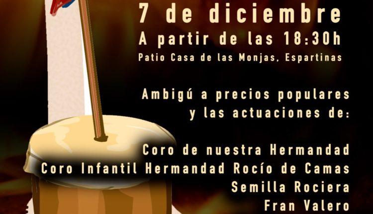 Hermandad de Espartinas – Zambomba Navideña 2019