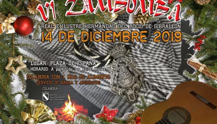 Hermandad de Gibraleón – VI Zambomba 2019