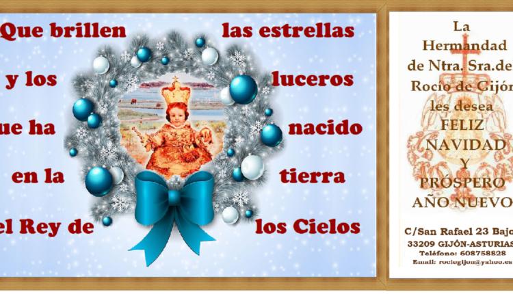 Hermandad de Gijón – Felicitación de Navidad 2019