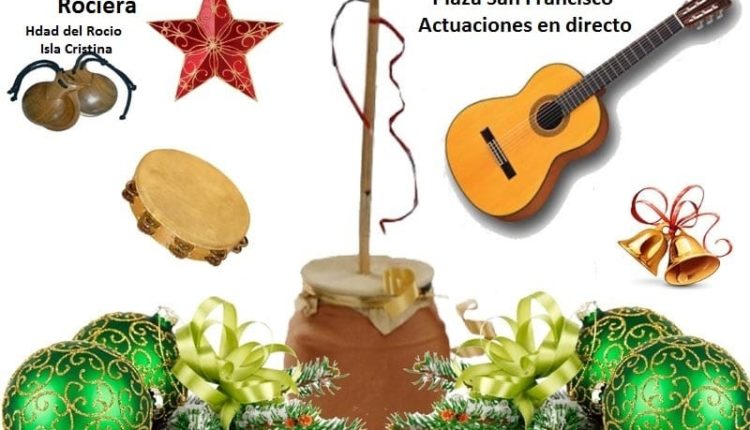 Hermandad de Isla Cristina – Zambomba Rociera 2019