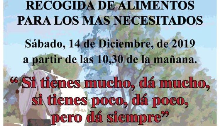 Hermandad de Los Palacios Villafranca – Carreta Solidaria 2019