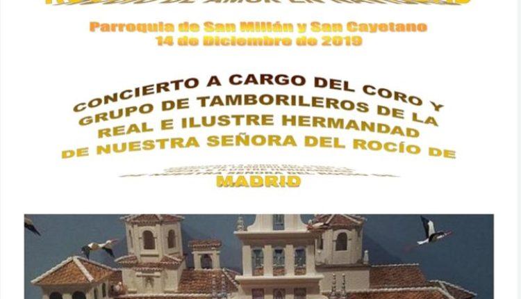 Hermandad de Madrid – Concierto de Navidad 2019