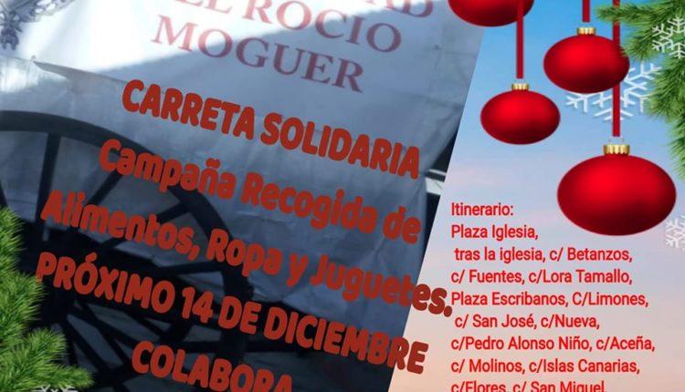 Hermandad de Moguer – Carreta Solidaria 2019