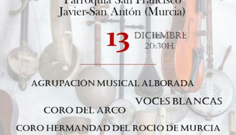 Hermandad de Murcia – XXI Certamen de Villancicos 2019