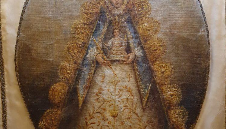 El Rocío de Córdoba homenajea a Julio Romero de Torres en la festividad de la Inmaculada