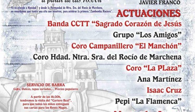 Hermandad de Marchena – Zambomba Rociera 2019