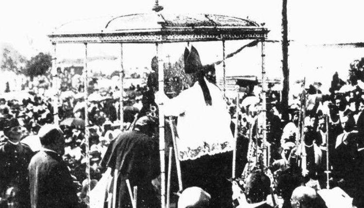 Canto a su Concepción Inmaculada – Artículo de Santiago Padilla en ABC