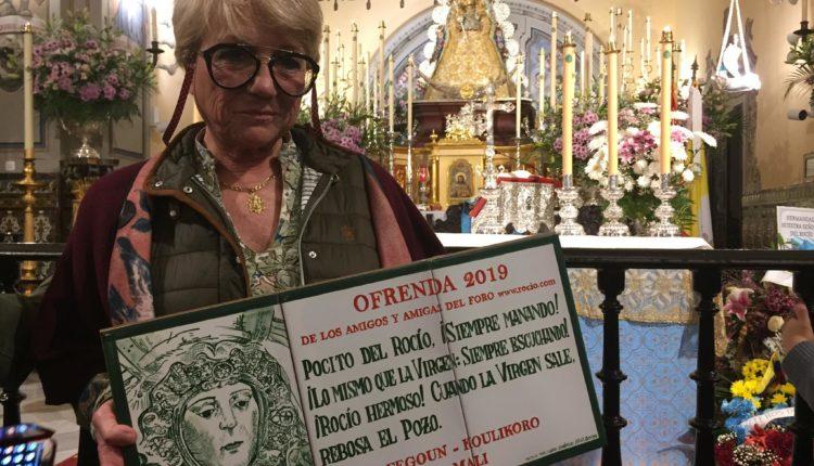 Entrega de la Ofrenda del Foro 2019 – Más de 180.000 euros en Ofrendas a la Virgen del Rocío