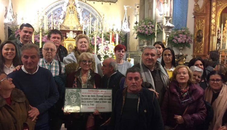 Entrega de la Ofrenda del Foro 2019 – Más de 185.000 euros en Ofrendas a la Virgen del Rocío