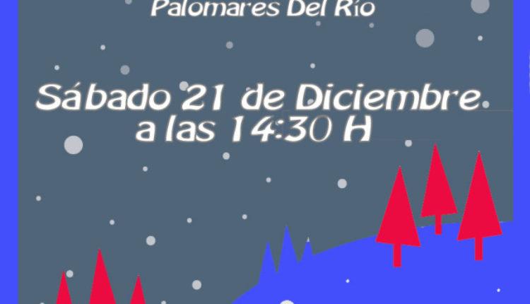 Hermandad de Palomares del Río – XIII Almuerzo de Navidad 2019