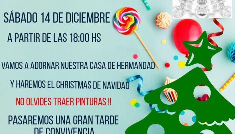 Hermandad de San Sebastián de los Reyes – Convivencia Navidad Grupo Joven