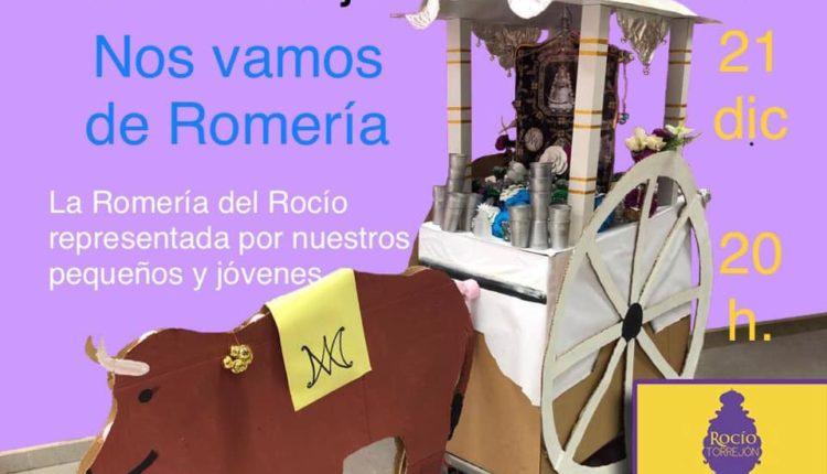 Hermandad de Torrejón – Festival de Jóvenes Rocieros 2019