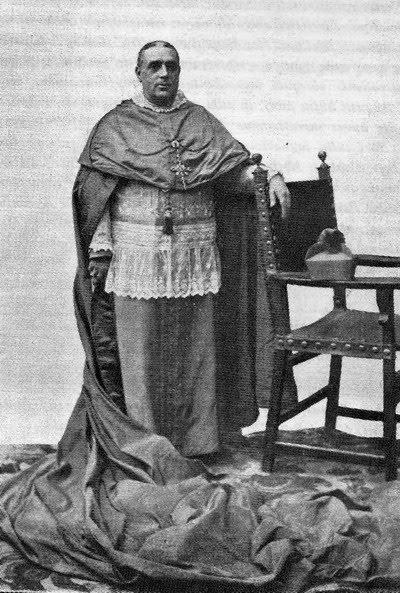 Cardenal Enrique Almaraz y Santos (1847-1922)