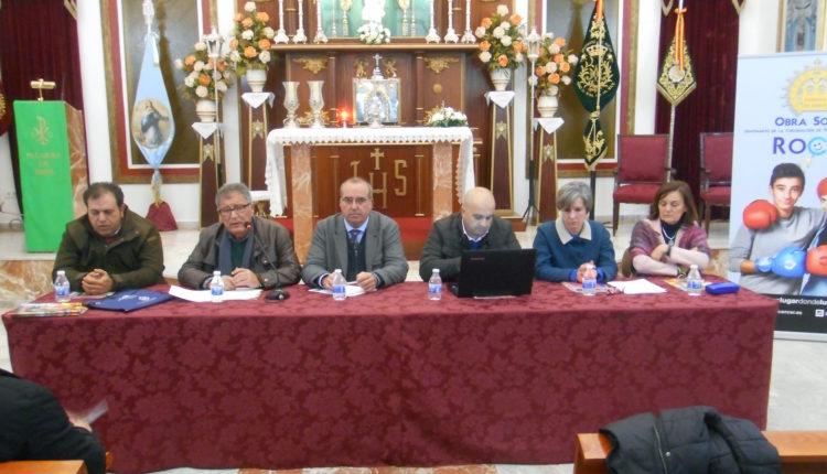 Hermandad de Emigrantes – Los rocieros se volcarán en la Unidad Oncológica de Adolescentes que construirá Andex en el Virgen del Rocío