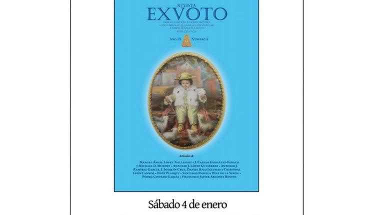 Presentación del Número 8  de la Revista Exvoto