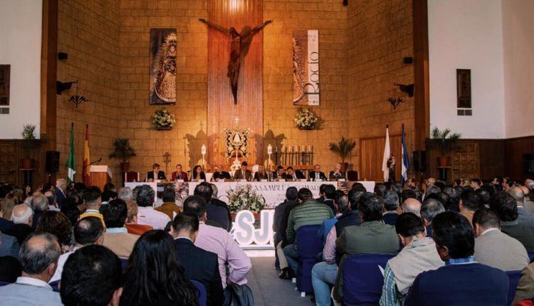 Asamblea Comarcal de las Hermandades del Rocío Caminos de Sevilla