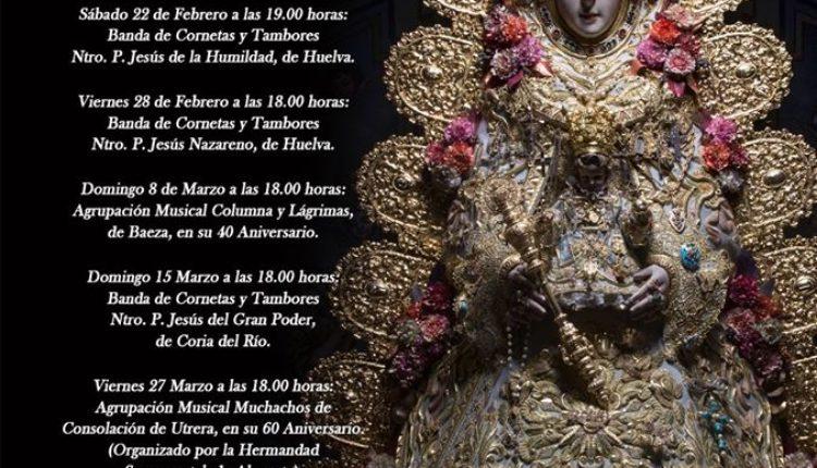 Hermandad Matriz – Ciclo de conciertos de marchas procesionales 2020