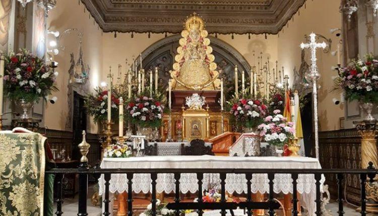 Calendario de Celebraciones en la Parroquia de la Asunción del 10 al 16 de febrero de 2020