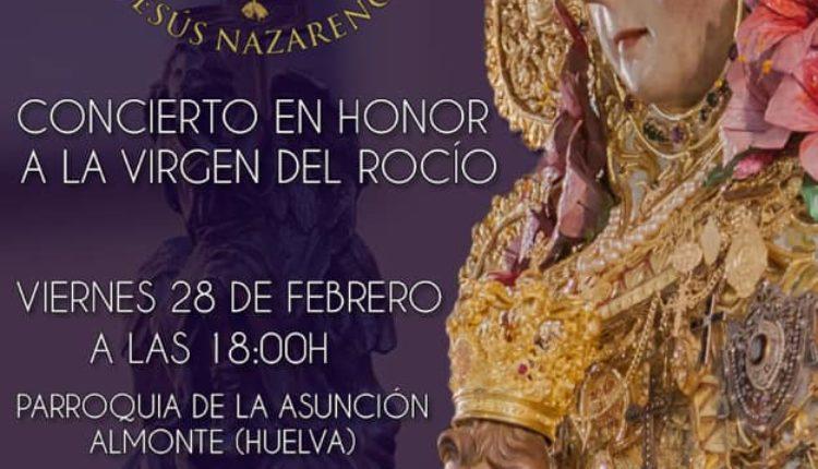 Hermandad Matriz – CONCIERTOS DE MARCHAS PROCESIONALES