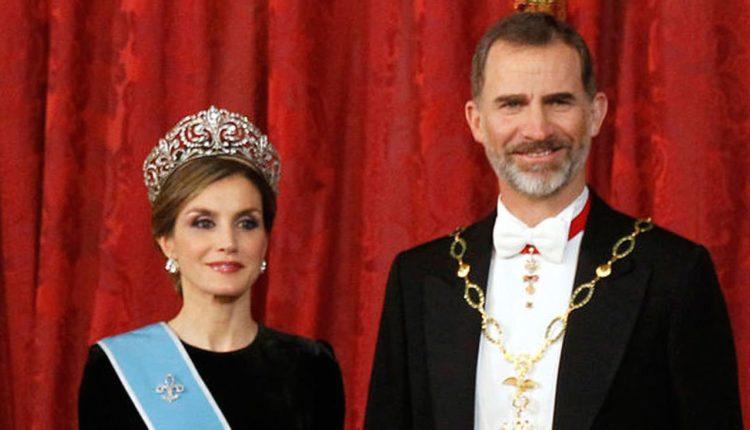Los Reyes de España visitan a la Virgen del Rocío con motivo del Centenario del título de Real de la Hermandad Matriz