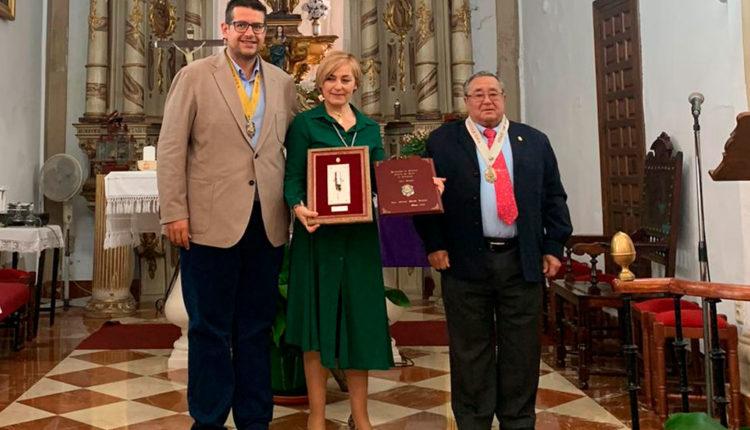 Hermandad de Antequera – Doña Mónica García Romero Pregonera del Rocío 2020