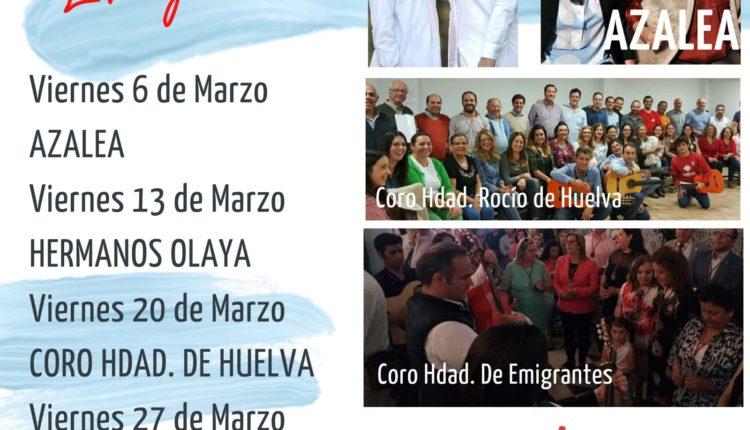 Hermandad de Emigrantes – Actos diversos y VII Gala de Moda Flamenca
