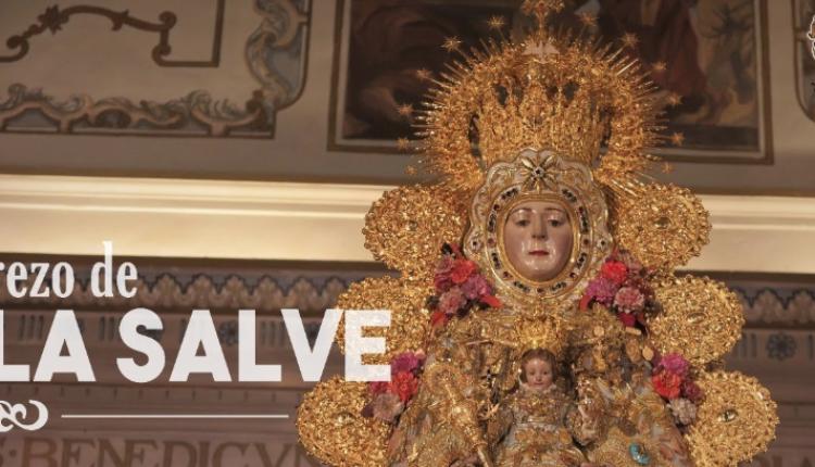 Rezo de la Salve durante estos días desde la Parroquia de la Asunción a las 21 horas