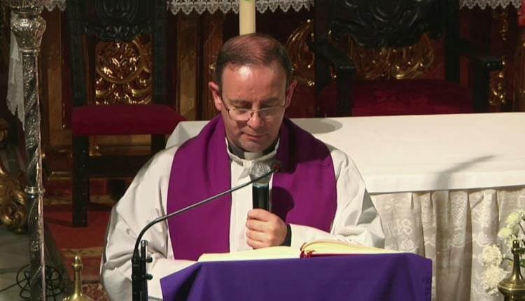 Sabatina y Rezo se la Salve desde la Parroquia de la Asunción de Almonte