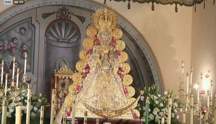 La Virgen del Rocío, en Directo desde Almonte