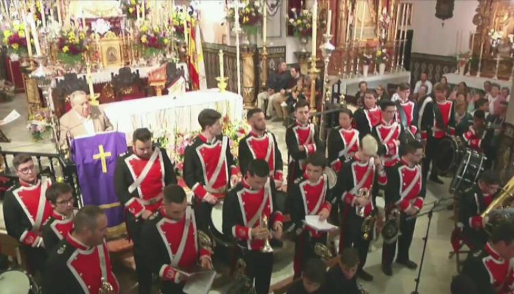 Hermandad Matriz – Ciclo de Conciertos Cuaresmales, Agrupación Musical «Columna y Lágrimas» de Baeza
