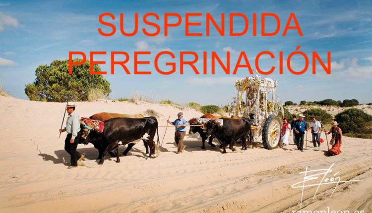 SUSPENDIDAS – Peregrinaciones Extraordinarias de las Hermandades del Rocío del domingo15 y 22 de marzo de 2020