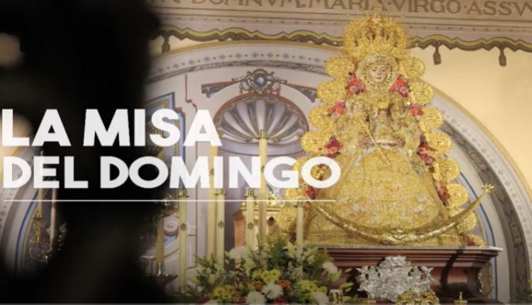 Santa Misa del Domingo 19 de abril de 2020 desde la Parroquia de la Asunción de Almonte