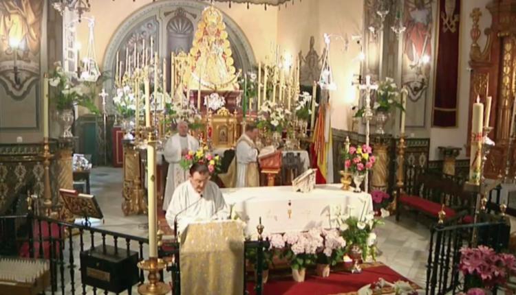 Santa Misa del Domingo de Resurrección desde la Parroquia de la Asunción de Almonte