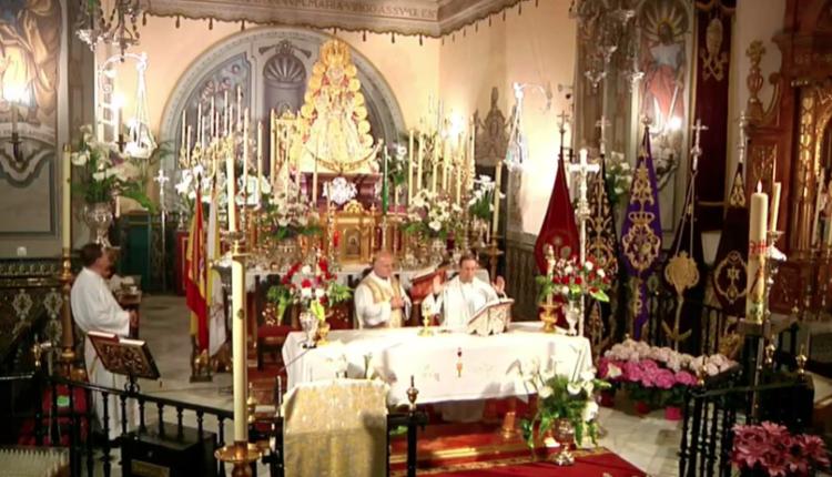 Vigilia Pascual desde la Parroquia de Ntra. Sra. de la Asunción, de Almonte