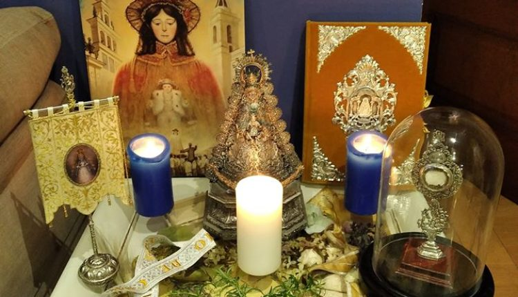 Hermandad de Córdoba – El Rocío en Casa