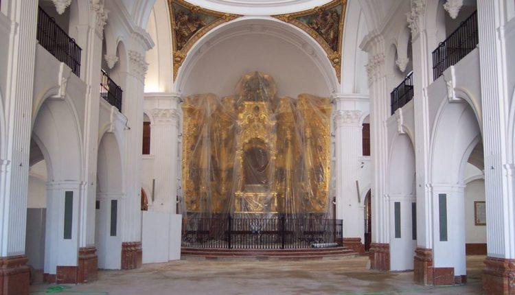 La Solería del Santuario por Manuel Romero Triviño