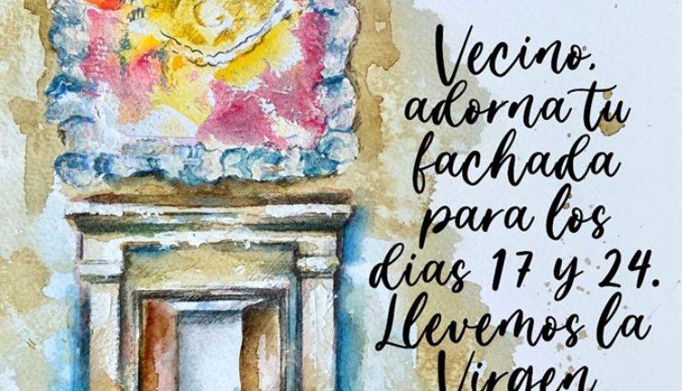 Almonte con su Virgen del Rocío 2020