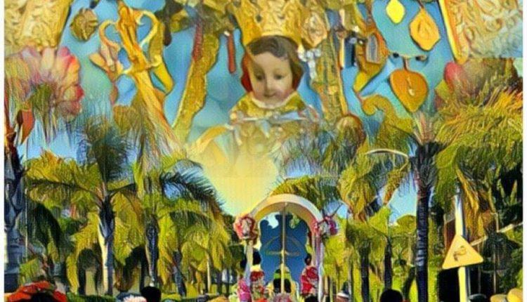 Hermandad de Torremolinos – Cartel Pentecostés 2020 – Rocío del Cielo