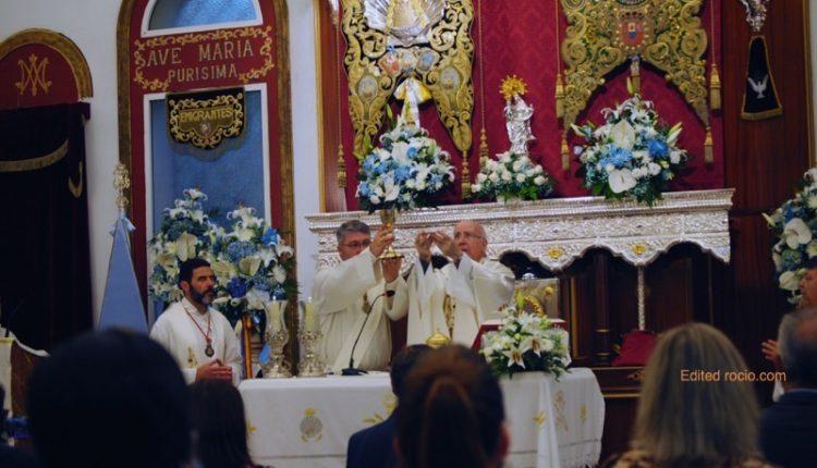 Hermandad de Emigrantes – Misa de acción de gracias de Huelva y Emigrantes