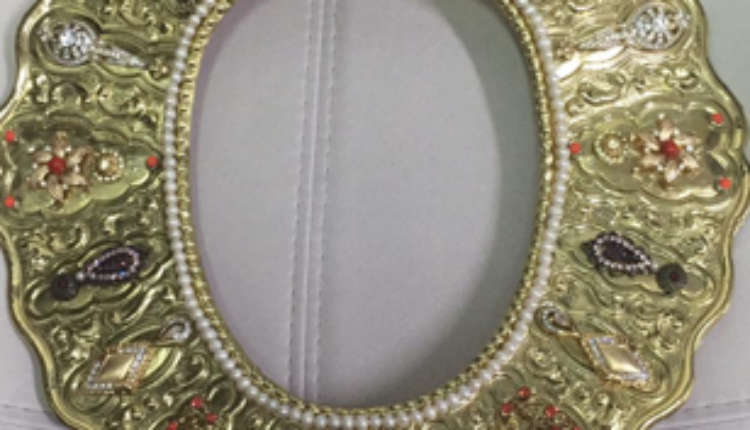 Nuevo Rostrillo para la Virgen del Rocío