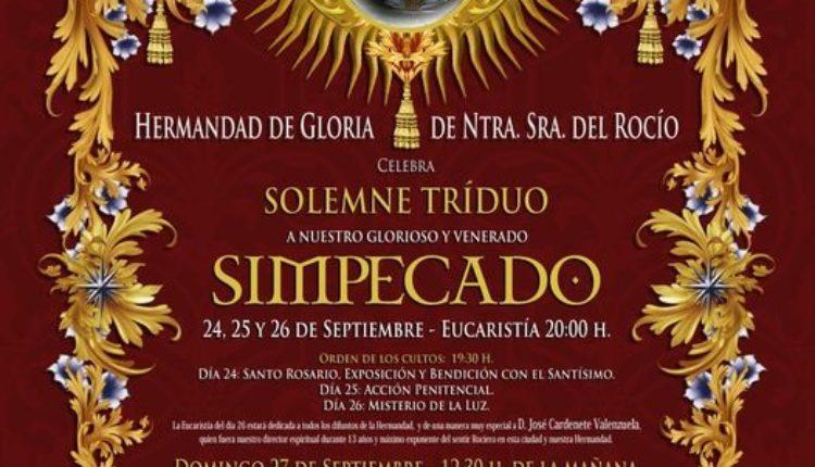 Hermandad de Linares – Solemne Triduo