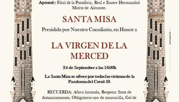 Hermandad de Barcelona – Santa Misa por Víctimas Pandemia