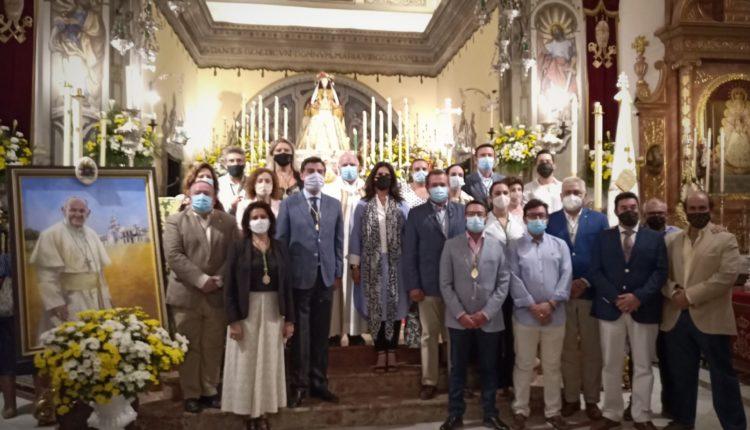 Hermandad Matriz – Nuevo Retrato del Papa Francisco