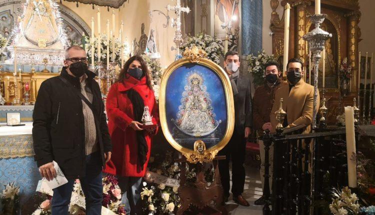 Hermandad Matriz – Cuadro de la Virgen del Rocío