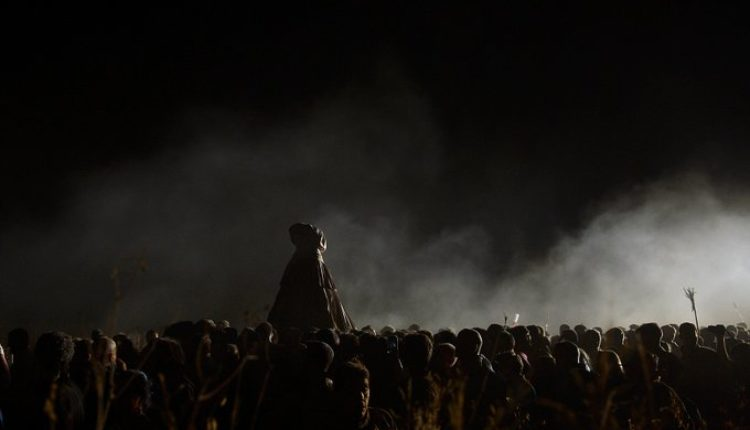 Premio Andalucía de Periodismo a una foto del Rocío Chico
