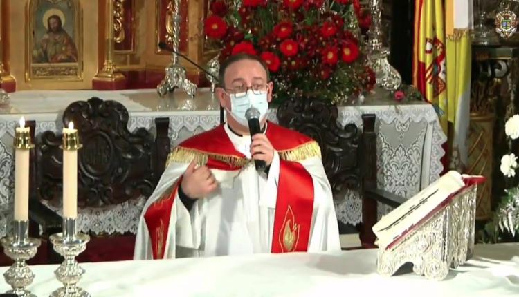 En Directo Rezo de la Salve desde la parroquia de la Asunción