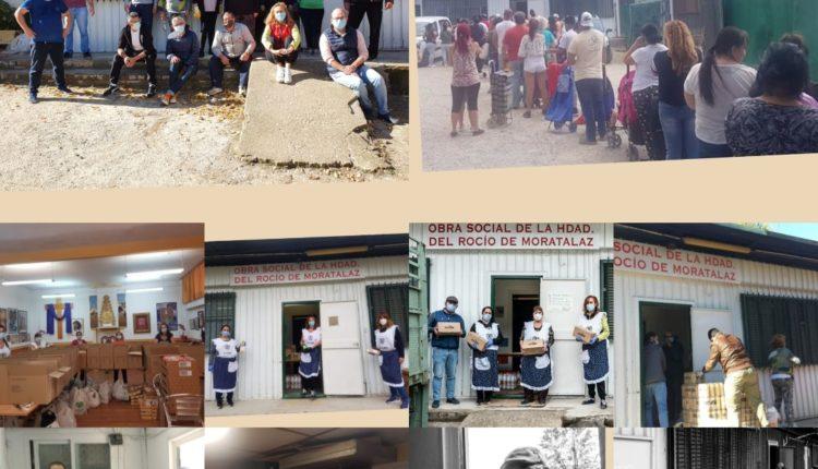 Hermandad de Moratalaz – Vocalía de Caridad