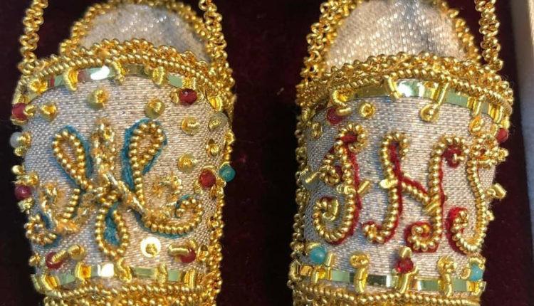 Nuevos zapatitos para el Pastorcito regalo de los Reyes Magos 2021