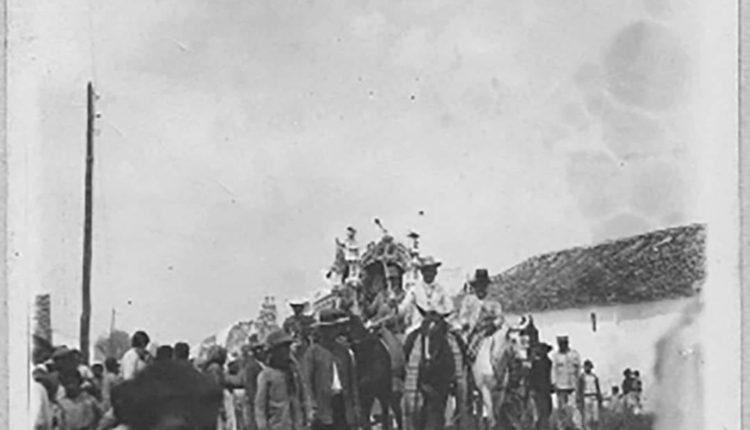 Foto Histórica – Huelva pasa por Almonte