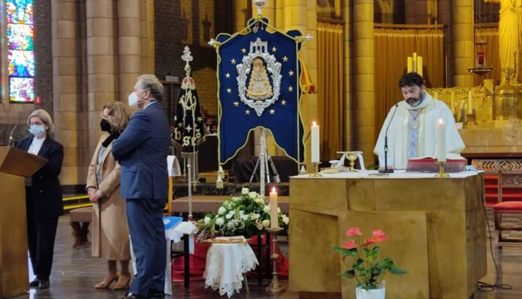 Hermandad de Bruselas – Sabatina en la Iglesia Saint Michel